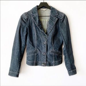 Cabi | Fitted Denim Jean Jacket Style 860 S